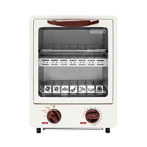 ピーナッツクラブ 縦型オーブントースター