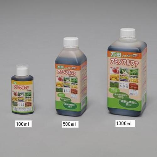 万田酵素 万田アミノアルファボトル1000ml W82×D...