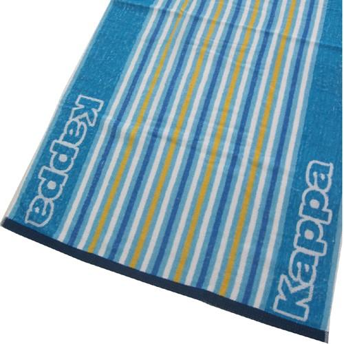 Kappa バスタオルKappa ブルー 約60×1...