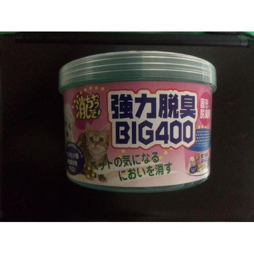 ギカ 固形脱臭剤 BIG400NEW