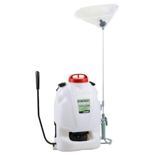 工進 手動式背負噴霧器10L