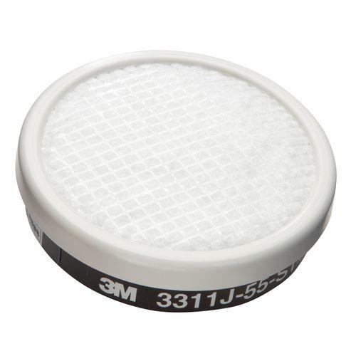 スリーエム 防じん機能を有する有機ガス用吸収缶 ...