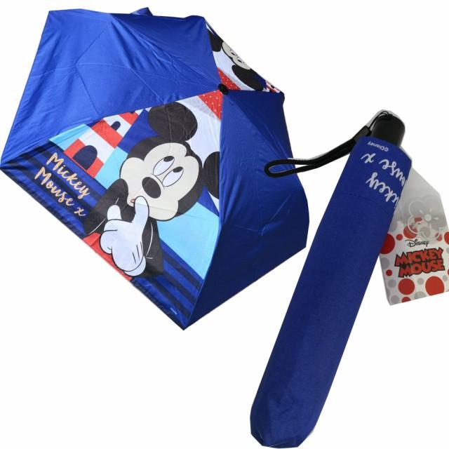 【ミッキーマウス】おりたたみ傘 アンブレラ um...