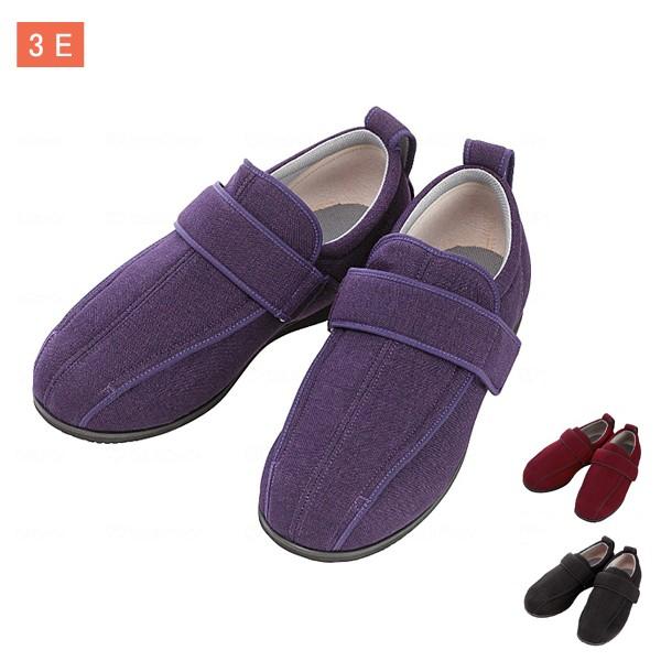 徳武産業 ケアフルIII 1304  (介護靴 屋外 外出用...