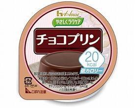 やさしくラクケア 20kcal チョコプリン / 82972 6...