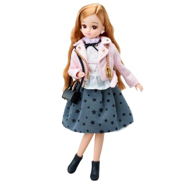 リカちゃん お人形 LD-17 リカビジュー ライダー...