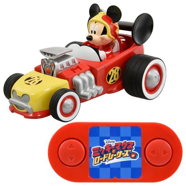 ミッキーマウスとロードレーサーズ リモートコン...
