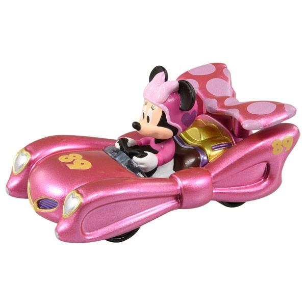 ミッキーマウスとロードレーサーズ トミカ MRR-05...