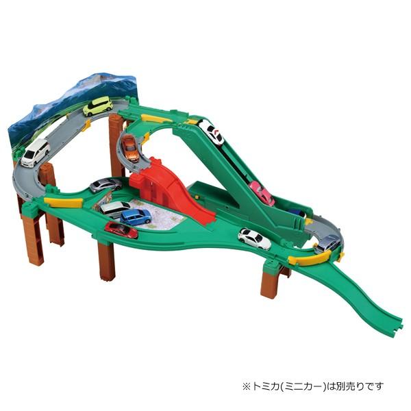 トミカ トミカワールド コースをチェンジ!オート...