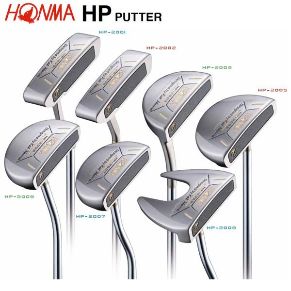 本間ゴルフ(ホンマ/HONMA) HP-2000 シリーズ パタ...