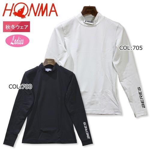 本間ゴルフ HONMA 096-210881 レディース 長袖イ...