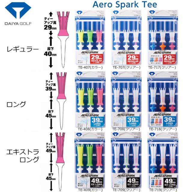 【ネコポス配送可能商品】ダイヤゴルフ エアロス...