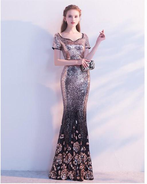 f9f700cb4c57a パーティードレス ウェディングドレス 結婚式二次会ドレス ロングドレス 花嫁ドレス 大きいサイズ Y027