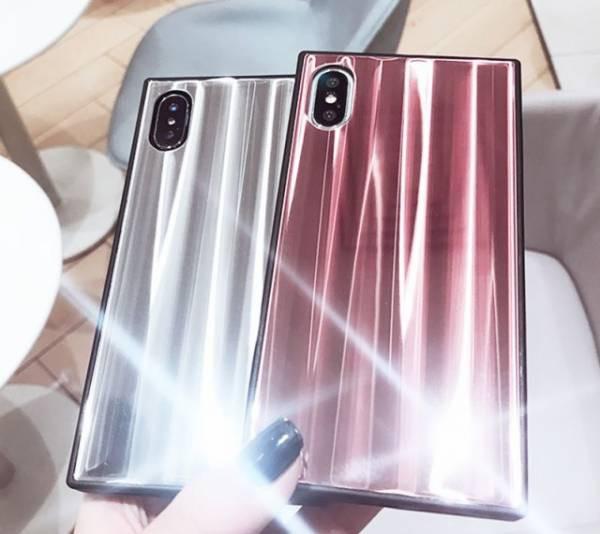 高級感スマホケースiPhoneX/iPhone8/plus iPhone7...