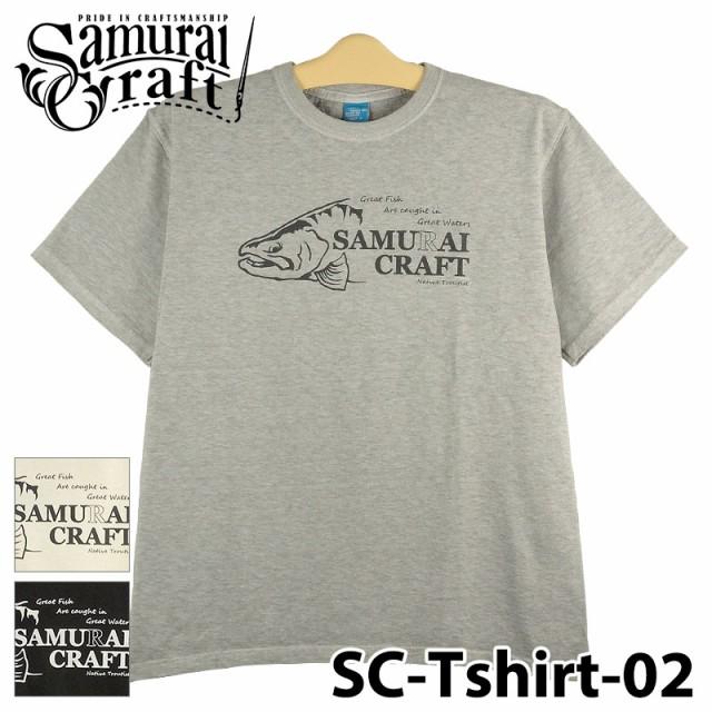 サムライクラフト オリジナル 半袖Tシャツ 02