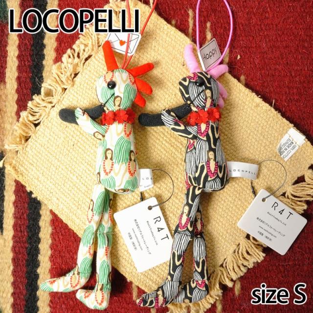 【Locopelli】 ロコペリ フラダンス柄 Sサイズ ド...