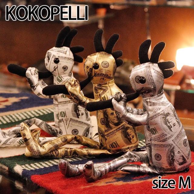 【Dollar Kokopelli】 1ドル柄ココペリ ドール M...