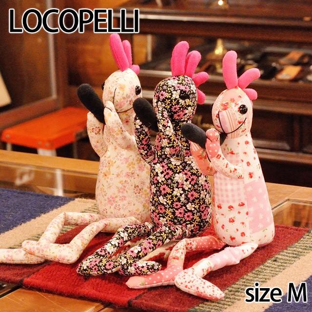 【Locopelli】 ロコペリ フラワー Mサイズ ドール...