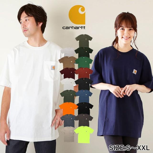 カーハート Tシャツ 通販 ブランド carhartt メン...