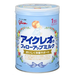 【アイクレオ フォローアップミルク 820g】