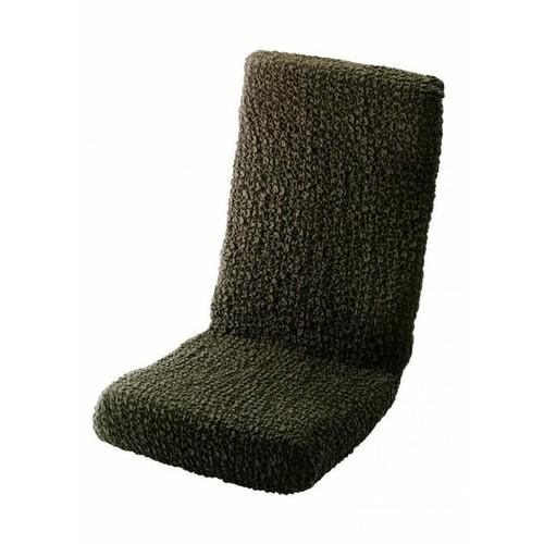 【洗える!のびる!フィットするthe椅子カバー ブラ...