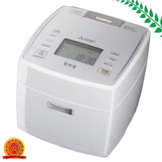 三菱電機 IHジャー炊飯器 備長炭炭炊釜 5.5合炊き...