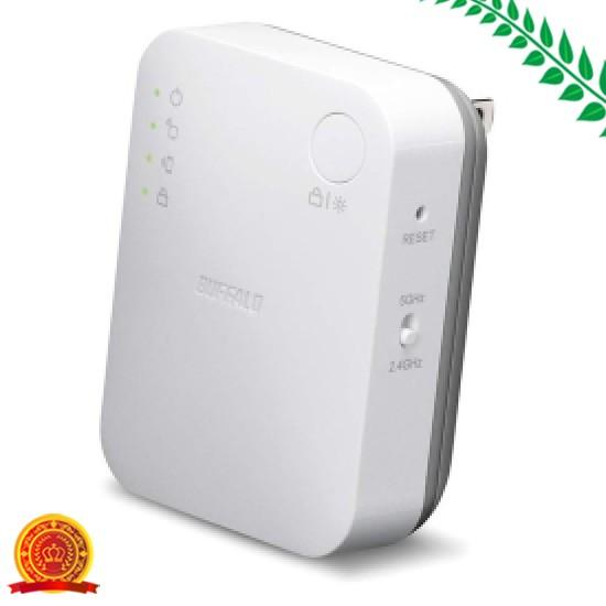 BUFFALO WiFi 無線LAN 中継機 WEX-733DHP 11ac 43...