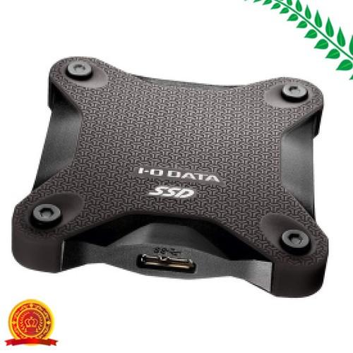 I-O DATA ポータブルSSD 960GB 耐衝撃 軽量 PS/4P...