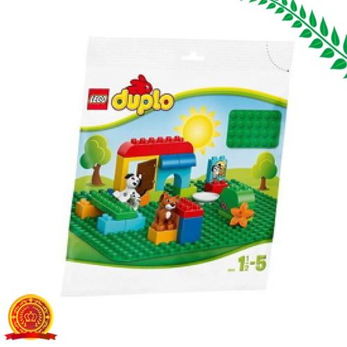 レゴ(LEGO) デュプロ 基礎板(緑)2304[代引選択不...