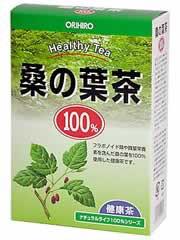 【オリヒロ NLティー100% 桑の葉茶 2g×25包】※...