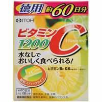 【ビタミンC1200 徳用 60包】[代引選択不可]