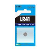富士通 アルカリボタン電池 LR41 LR41(B)N メール...