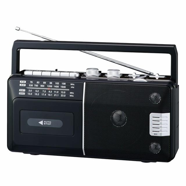 ELPA ラジオカセットレコーダー ADK-RCR300 ADKRC...
