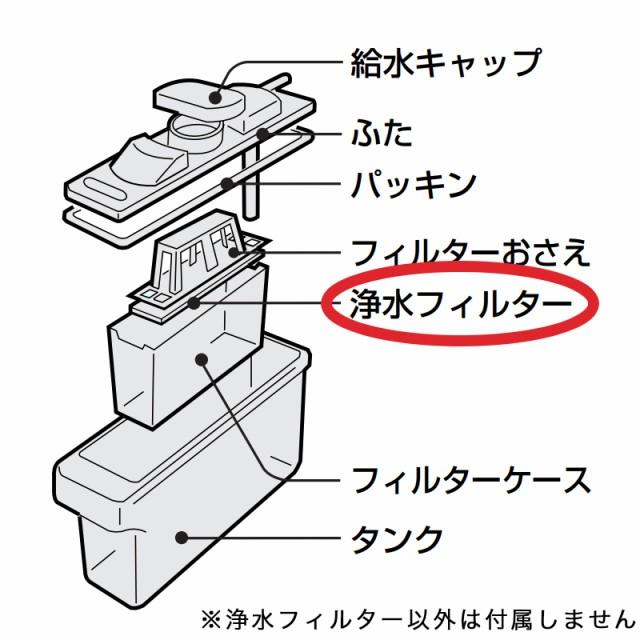 【メール便送料無料】ELPA シャープ冷蔵庫用 製氷...