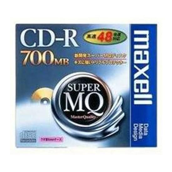 日立マクセル データ用 CD-R 700MB 48倍速対応 1...