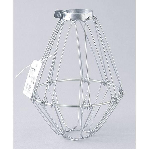 ELPA 電球ガード 金属 KG-2
