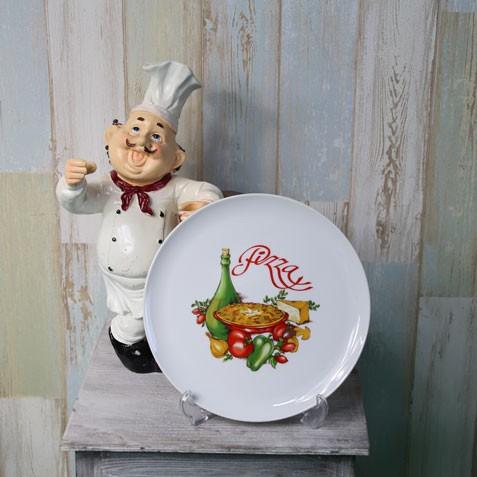Thun チェコ製ピザ皿