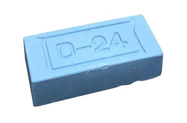 研磨剤 D-24 ブルー(鏡面仕上用)