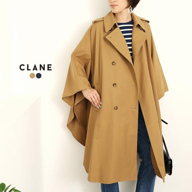 **【18AWコレクション】CLANE〔クラネ〕15101-007...
