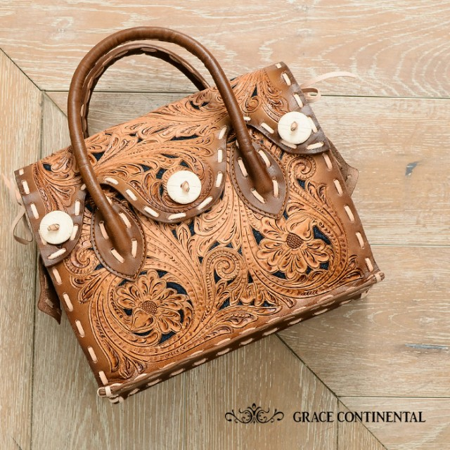 **【18SSコレクション】GRACE CONTINENTAL/Carvin...