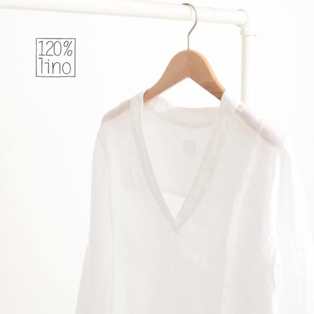 **【18SSコレクション】120%lino〔120%リノ〕N0...