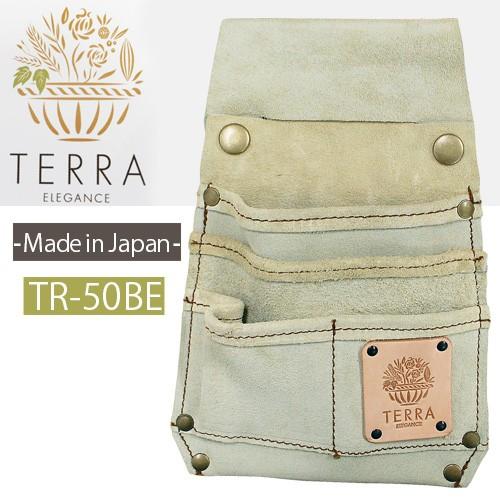 TERRA テラ ウエストバッグ 中 TR-50BE 日本製