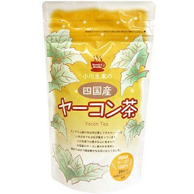 四国産ヤーコン茶 1.5g×20袋 (小川生薬 健康茶 ...