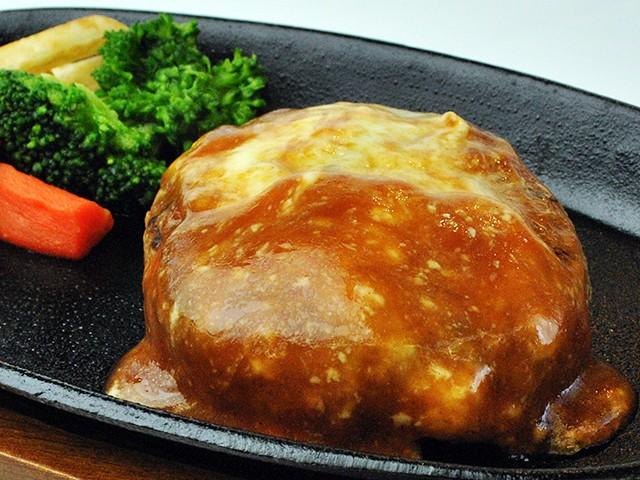 アクト)チーズトマトハンバーグ130g (※北海道沖...
