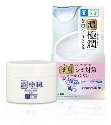 肌ラボ 極潤美白パーフェクトゲル 【 ロート製薬...