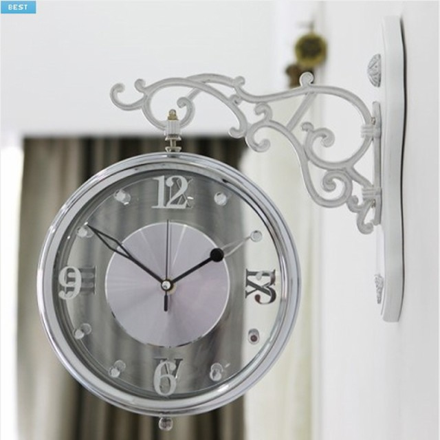 ヌード 両面時計YTN