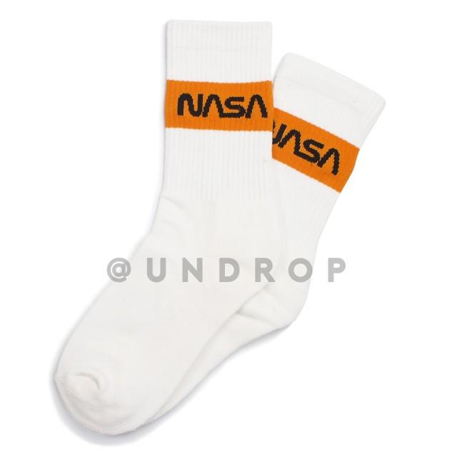 US買付 日本未入荷 NASA SOCKS NATURAL / ナサ ソ...
