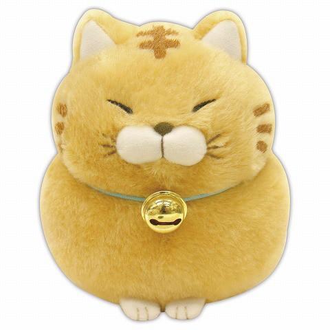 ひげまんじゅう ST とらきち 約13cm  (ネコ...