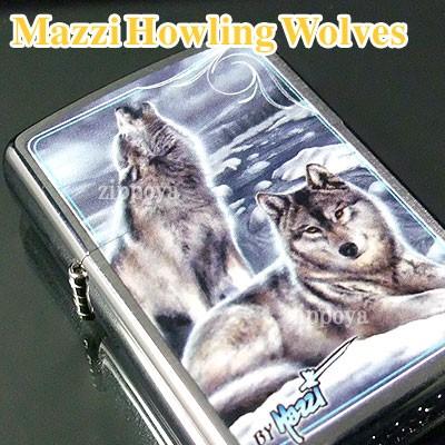 zippo ジッポー/ジッポ Mazzi Howling Wolves Cla...