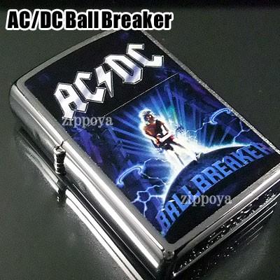 zippo ジッポー AC/DC Ball Breaker 内部のユニッ...